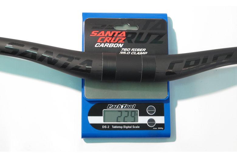Santa Cruz Riser Bar 760