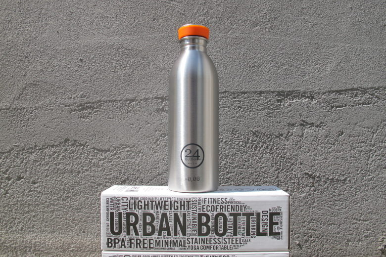 24Bottles – Urban – steel 500ml