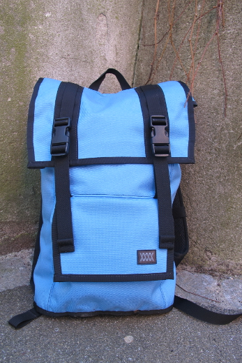 Mission Workshop The Sanction light blue