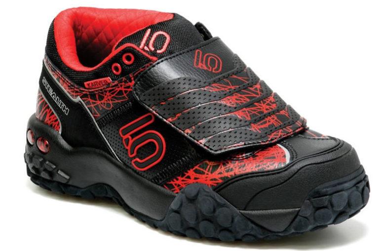 Five Ten Karver black red
