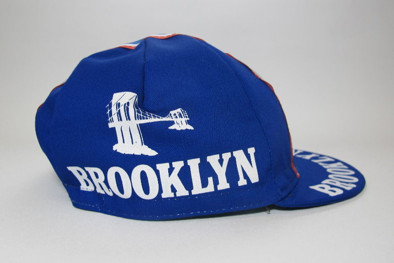 Cycling Cap Brooklyn blue