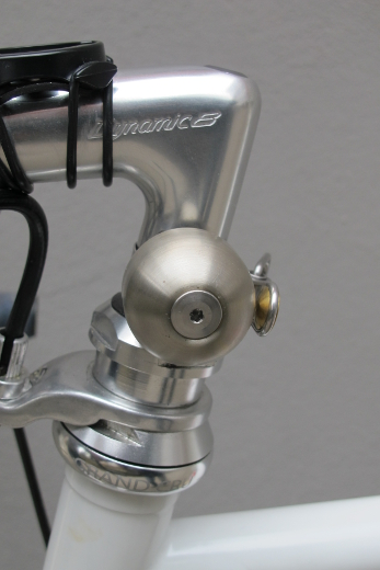 Spurcycle Bell Raw Bolt