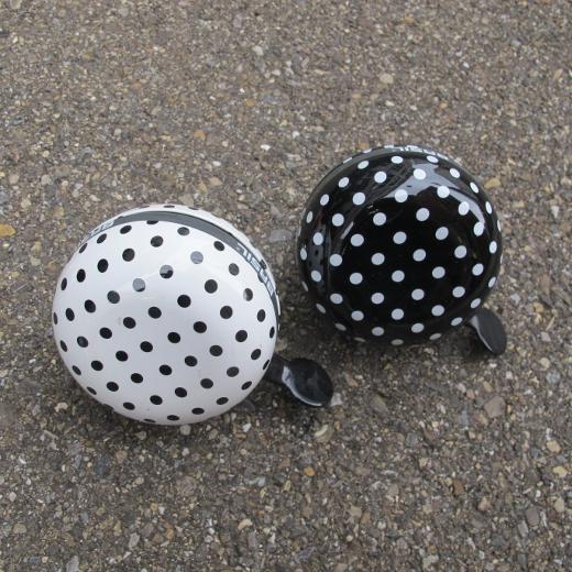 Basil Big Bell Polka Dot