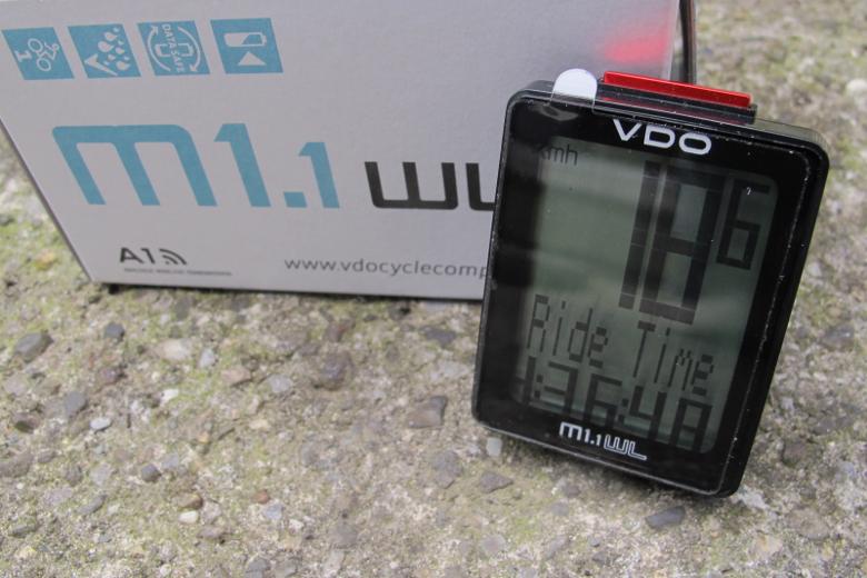 VDO Fahrradcomputer M1.1 WL