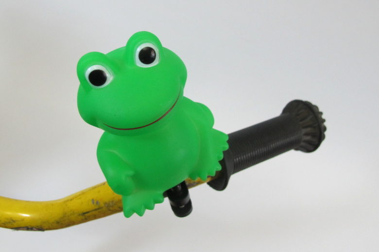 Hupe Frosch