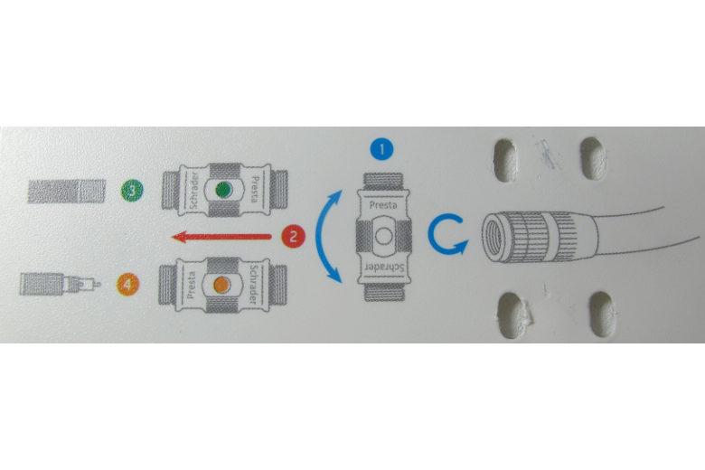 Lezyne Micro Floor Drive HP