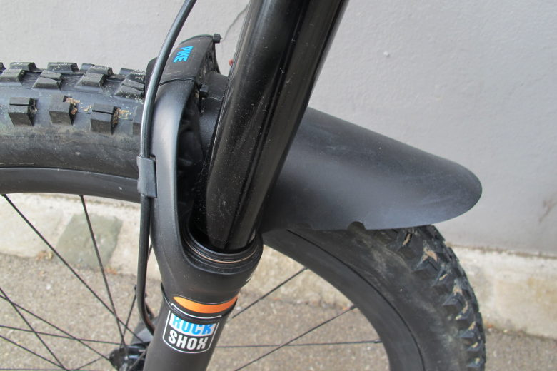 Riesel Design Mudguard stealth