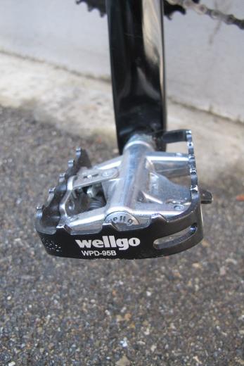 Wellgo WPD-95B