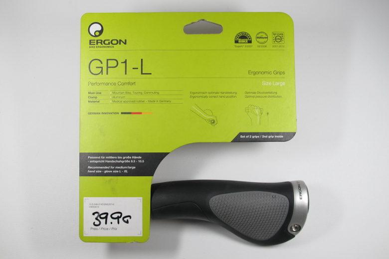 ERGON GP1 Komfortgriffe
