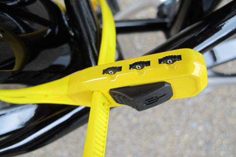 HipLok Z LOK Combo Yellow