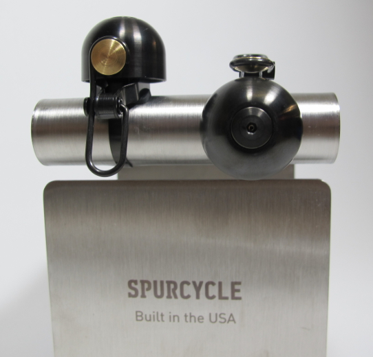 Spurcycle Bell black