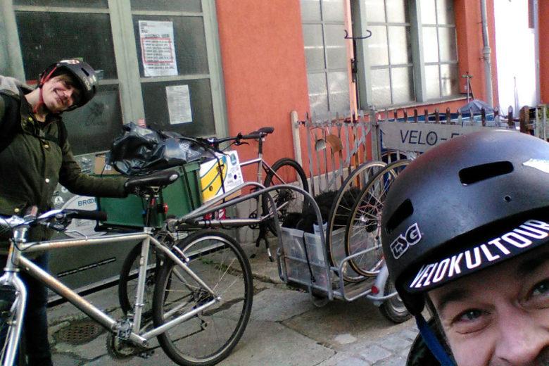 Le Bistro Vélo