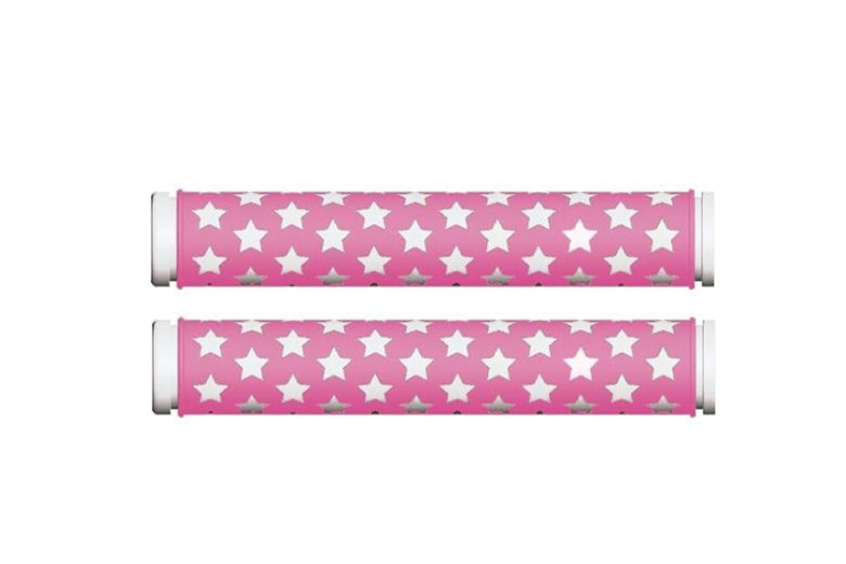 All-City Track Grips pink