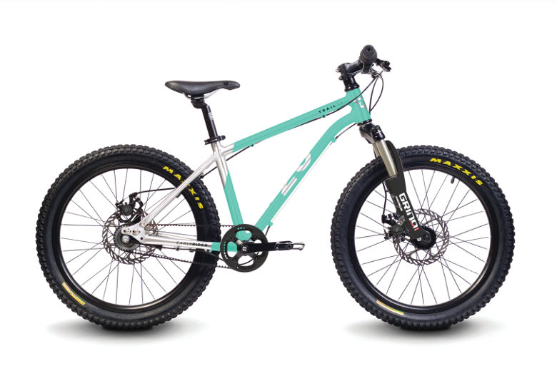 Early Rider Belter Trail T20S Black