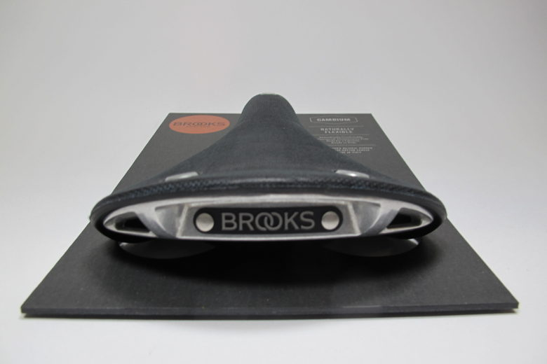 Brooks Sattel C17s black Cambium