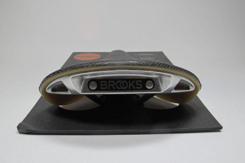 Brooks Sattel C17s slate Cambium