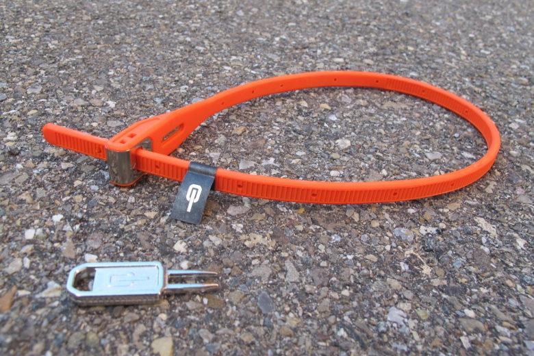 HipLok Z LOK orange
