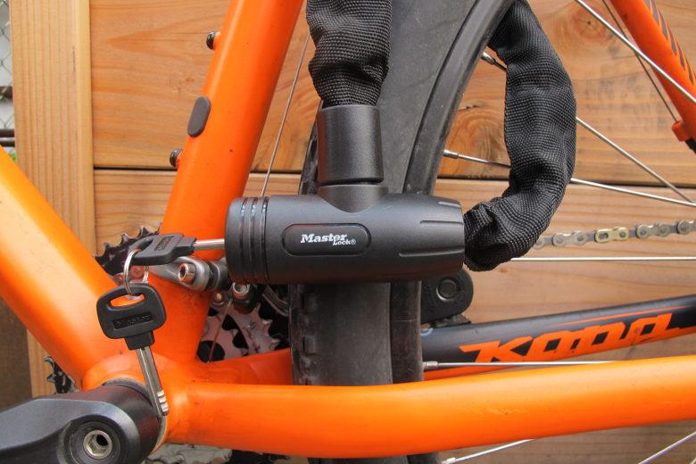 Master Lock Fahrradschloss