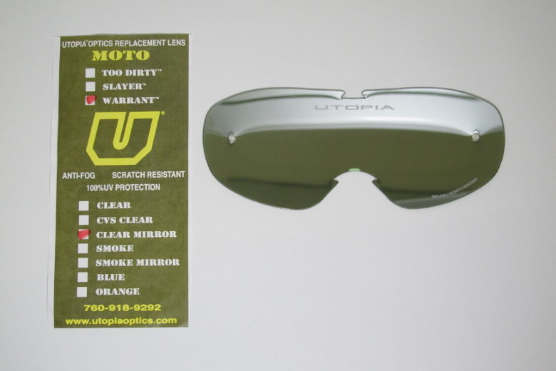 UTOPIA Lens «Warrant MX»