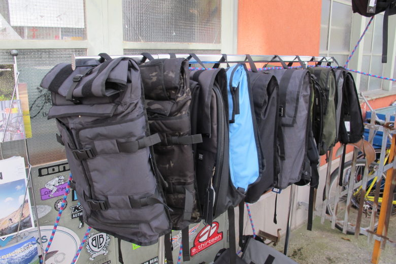 MISSION WORKSHOP BAGS & BACKPACKS