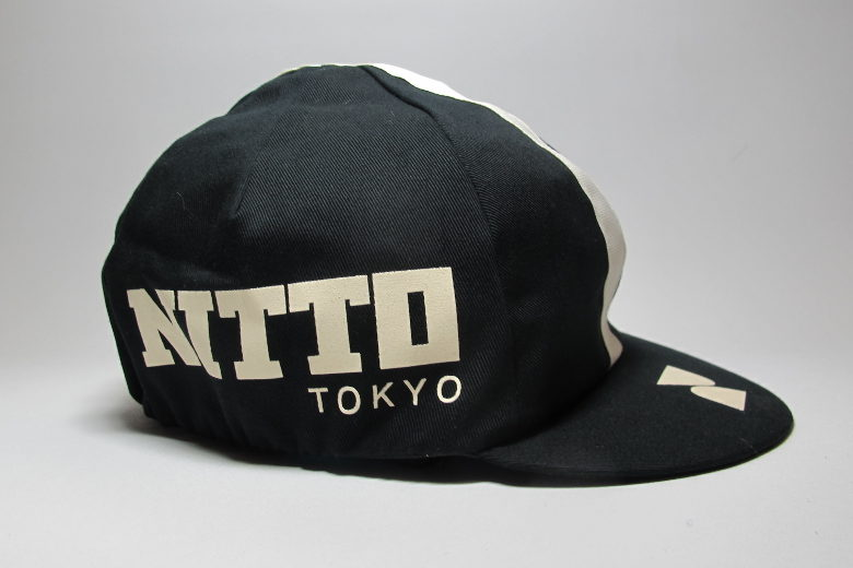 Nitto – Cycling Cap Black