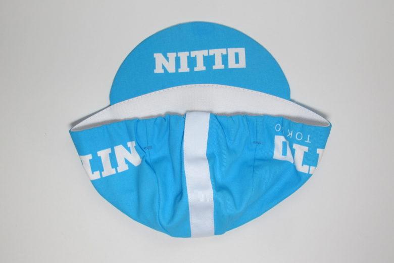 Nitto – Cycling Cap Cyan