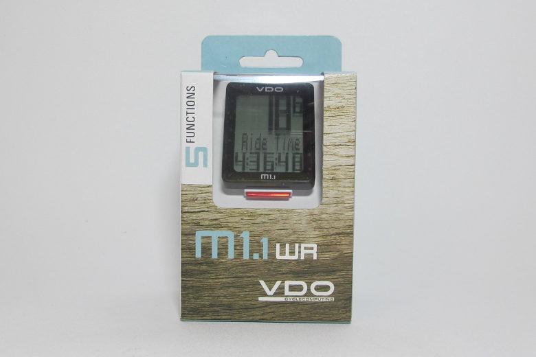 VDO Computer M1.1 WR