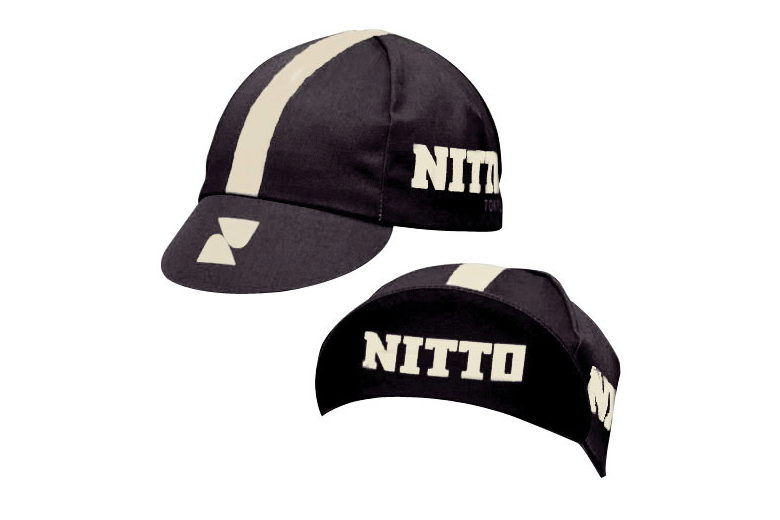 Nitto – Cycling Cap Black