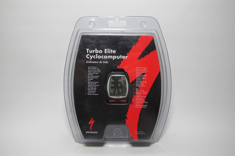 Turbo Elite Cyclocomputer