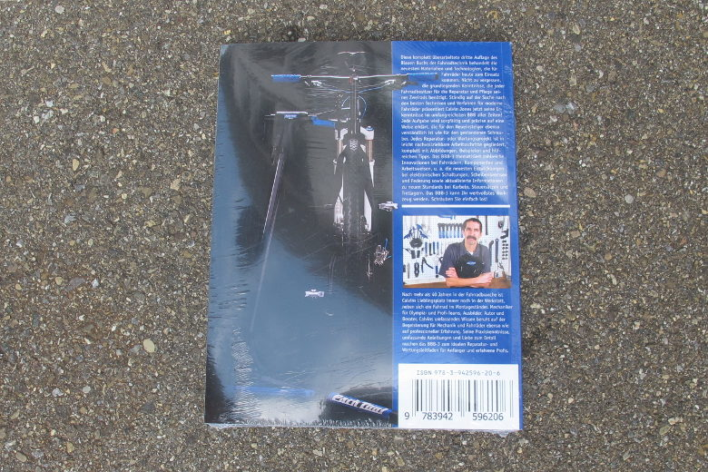 ParkTool Big Blue Book BBB-3