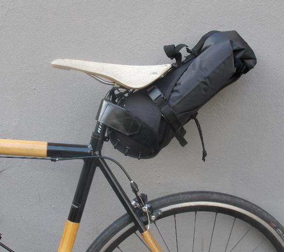 Restrap – Saddle Bar Holster with Dry Bag – 8L