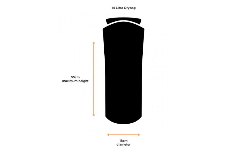 Restrap – Dry Bag 14L