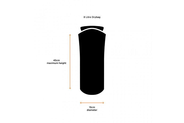 Restrap – Dry Bag – 8L