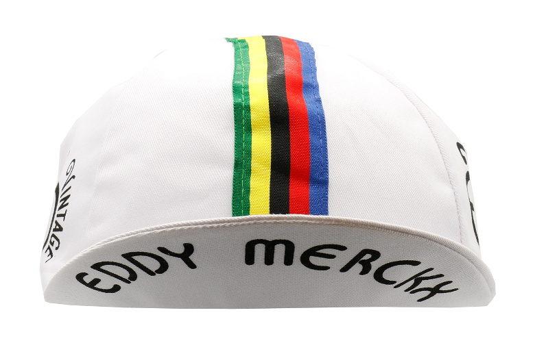 Cycling Cap Eddy Merckx Vintage