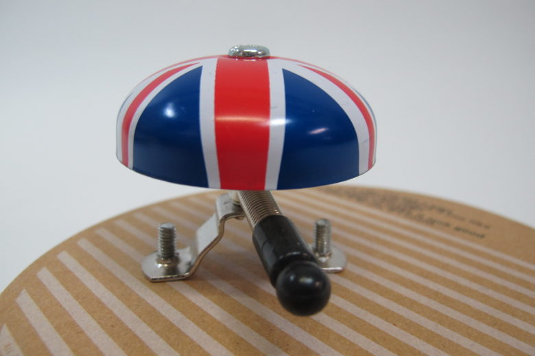 Liix Funny Bell Union Jack