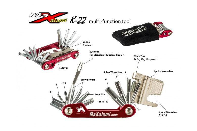 MaXalami Multitool K-22