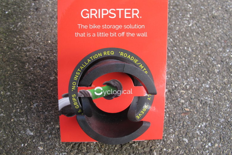 Cyclogical Gripster Velohalter schwarz