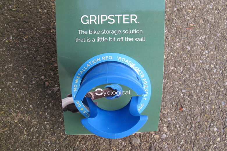 Cyclogical Gripster Velohalter blau