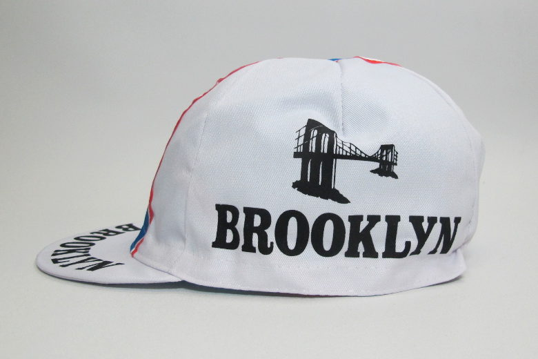 Cycling Cap Brooklyn white
