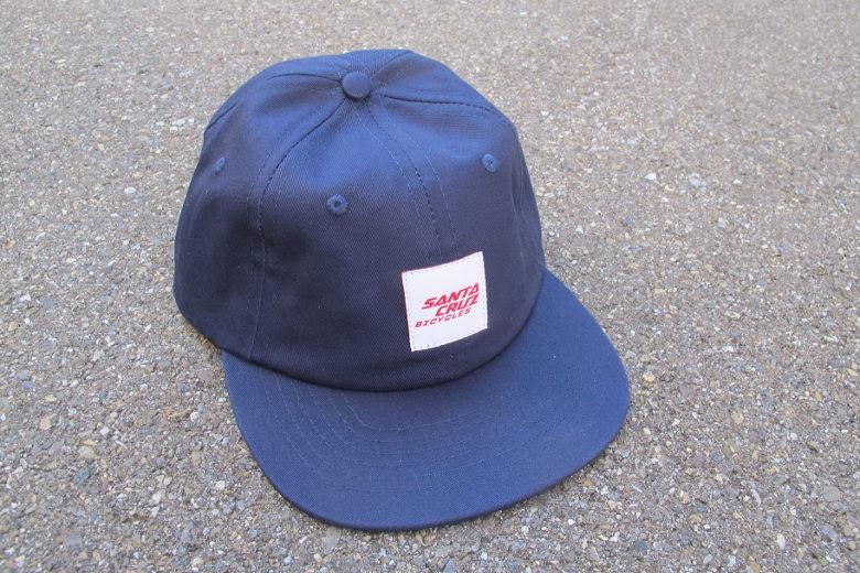 Santa Cruz Wrigley Hat Navy