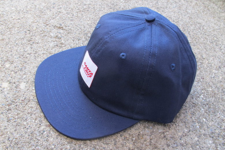 Santa Cruz Wrigley Hat Navy
