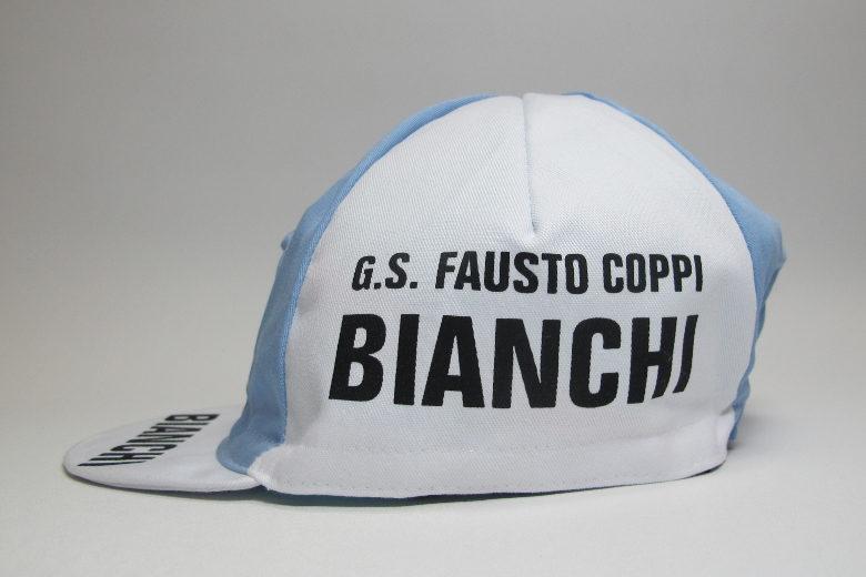 Cycling Cap Bianchi G.S. Fausto Coppi