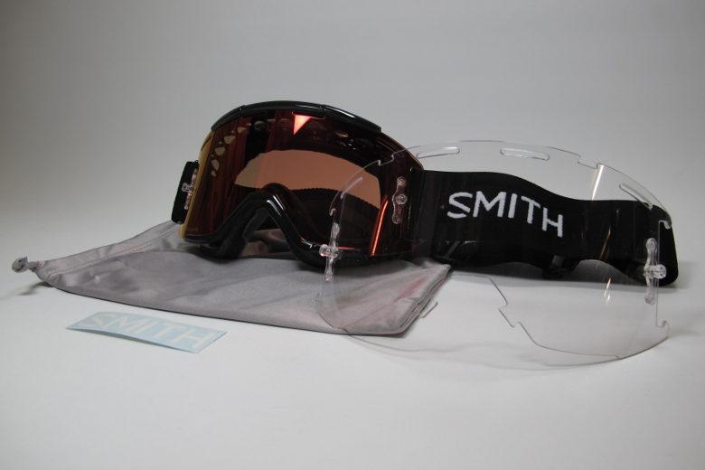 SMITH Squad MTB Black ChromaPop