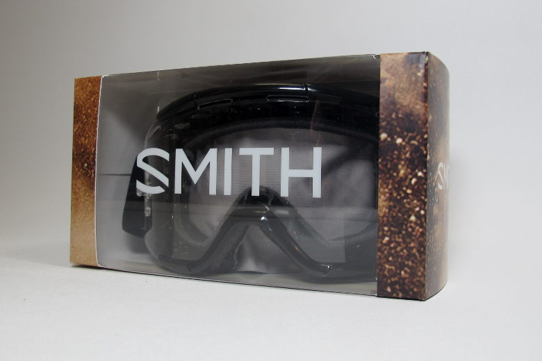 SMITH Squad MTB Black Clear