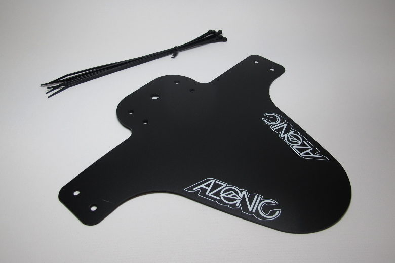 AZONIC: Splatter_Fender black/white