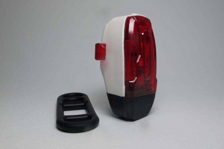 LEZYNE KTV Drive Rear White Y11