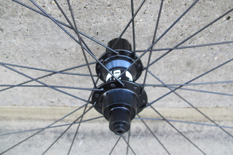 Radsatz DT350 – RR411 28″