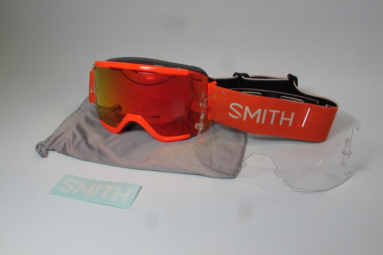 SMITH Squad MTB Orange