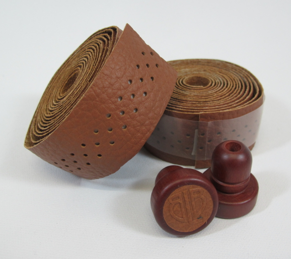 BLB Leather Bar Tape honey