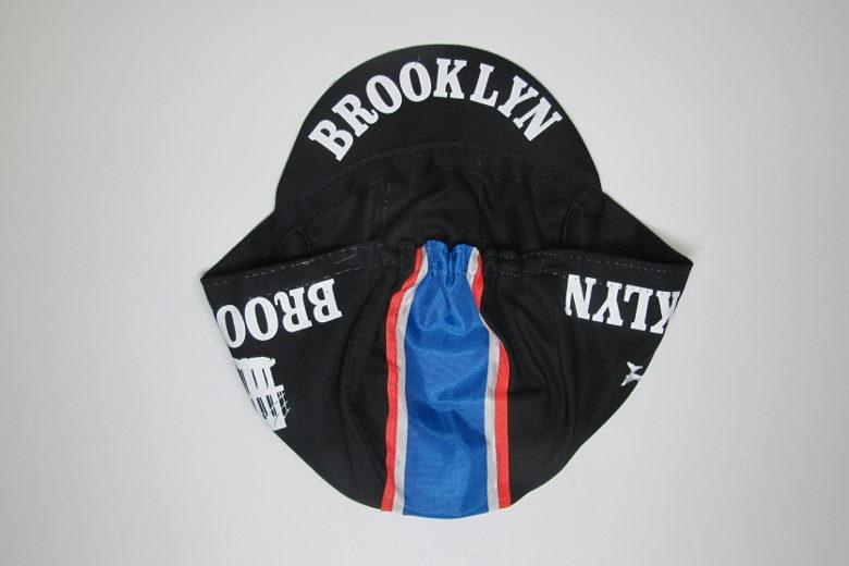 Cycling Cap Brooklyn black